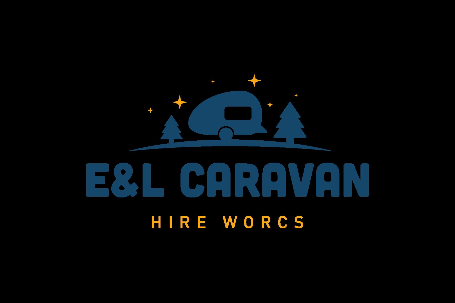 E&L Caravan Logo