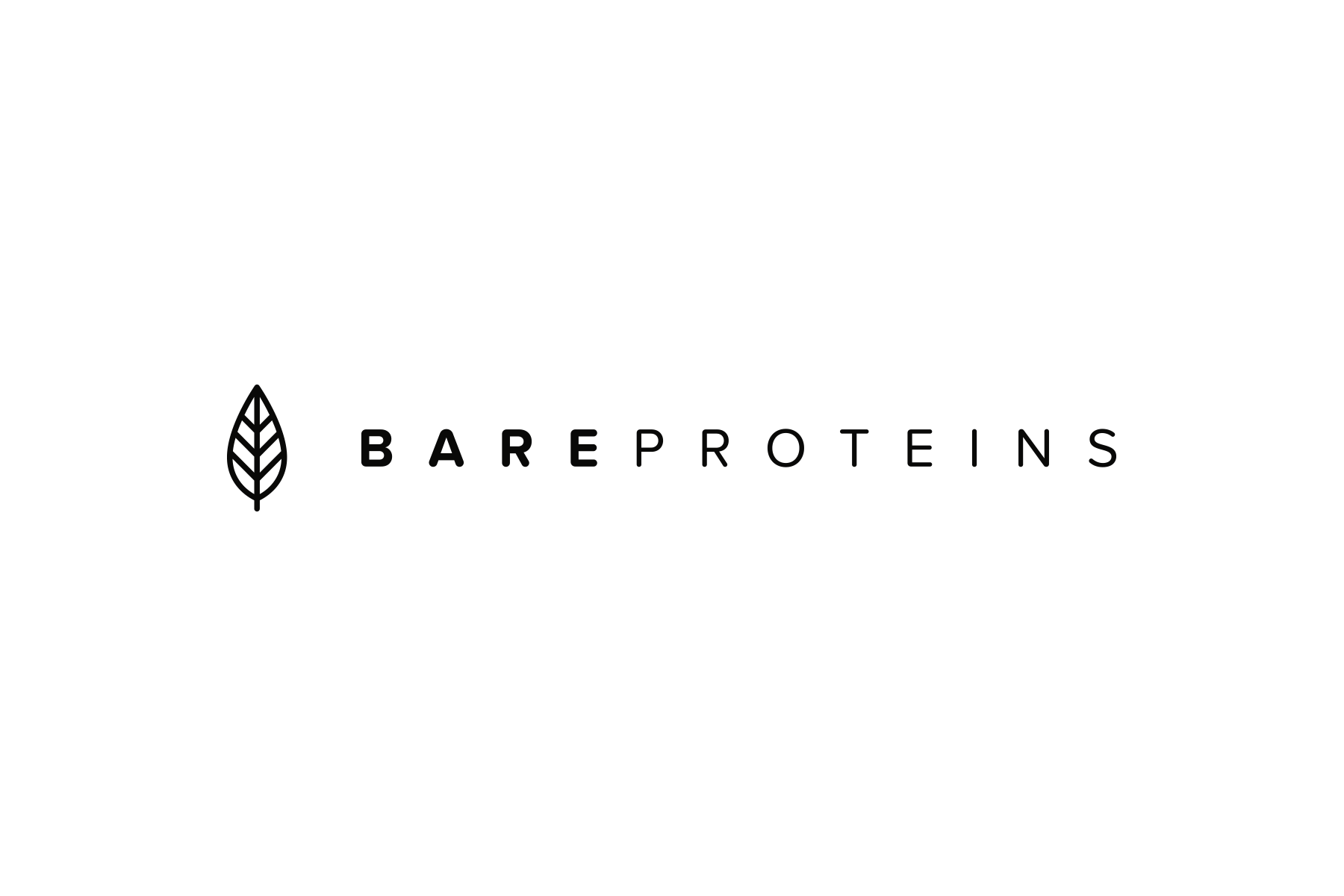 Bare Proteins Logo