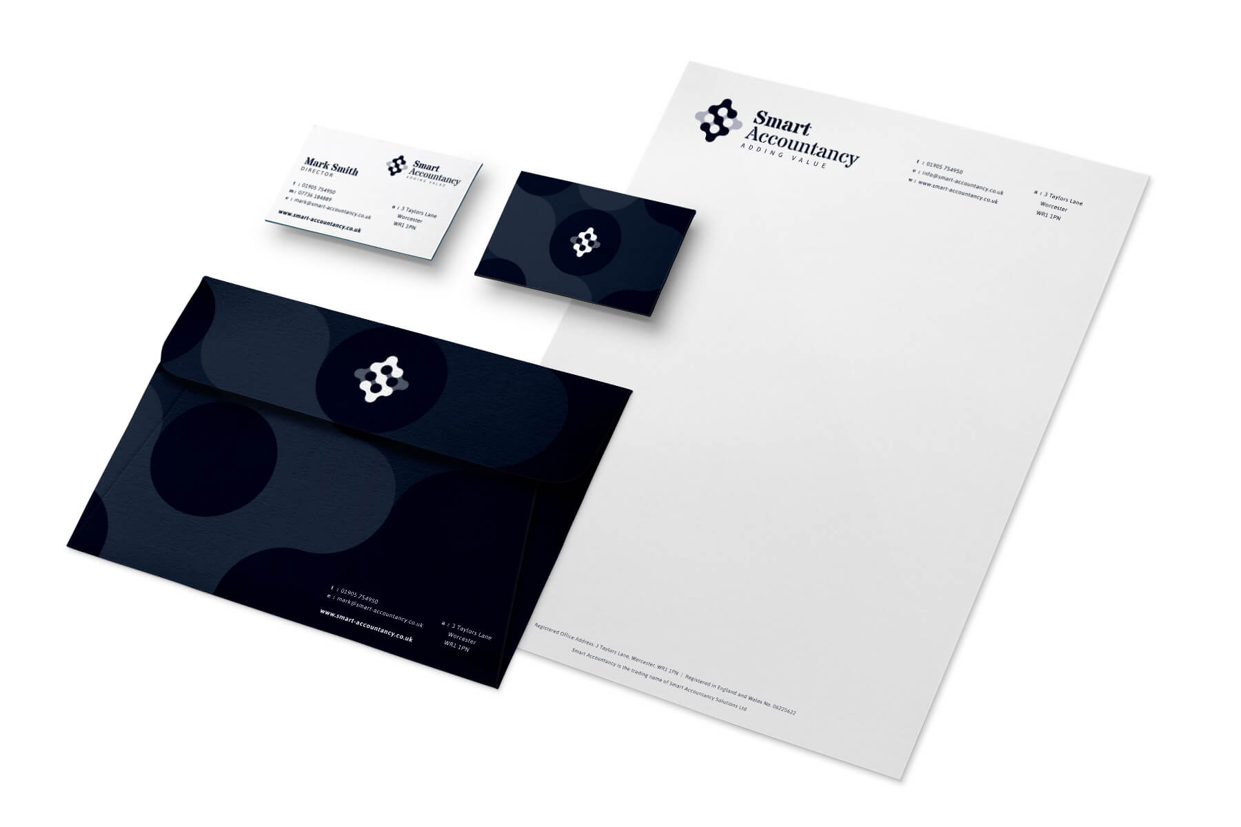 Smart Accountancy Stationary