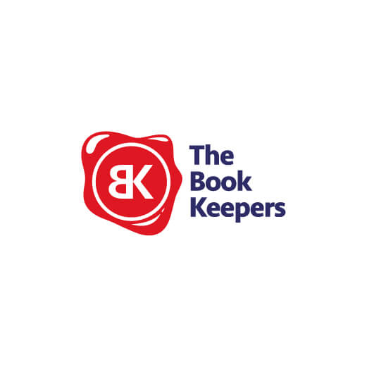 The Book Keepers Logo