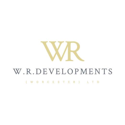 W.R Developments Logo