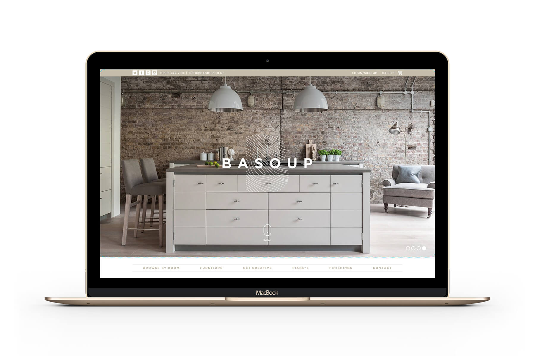Basoup Home Page